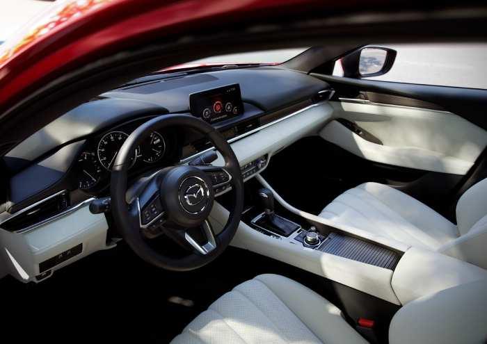 مازدا تطرح سيارة Mazda 6 2020 بسعر 24 000 دولار هذا الخريف مود كار
